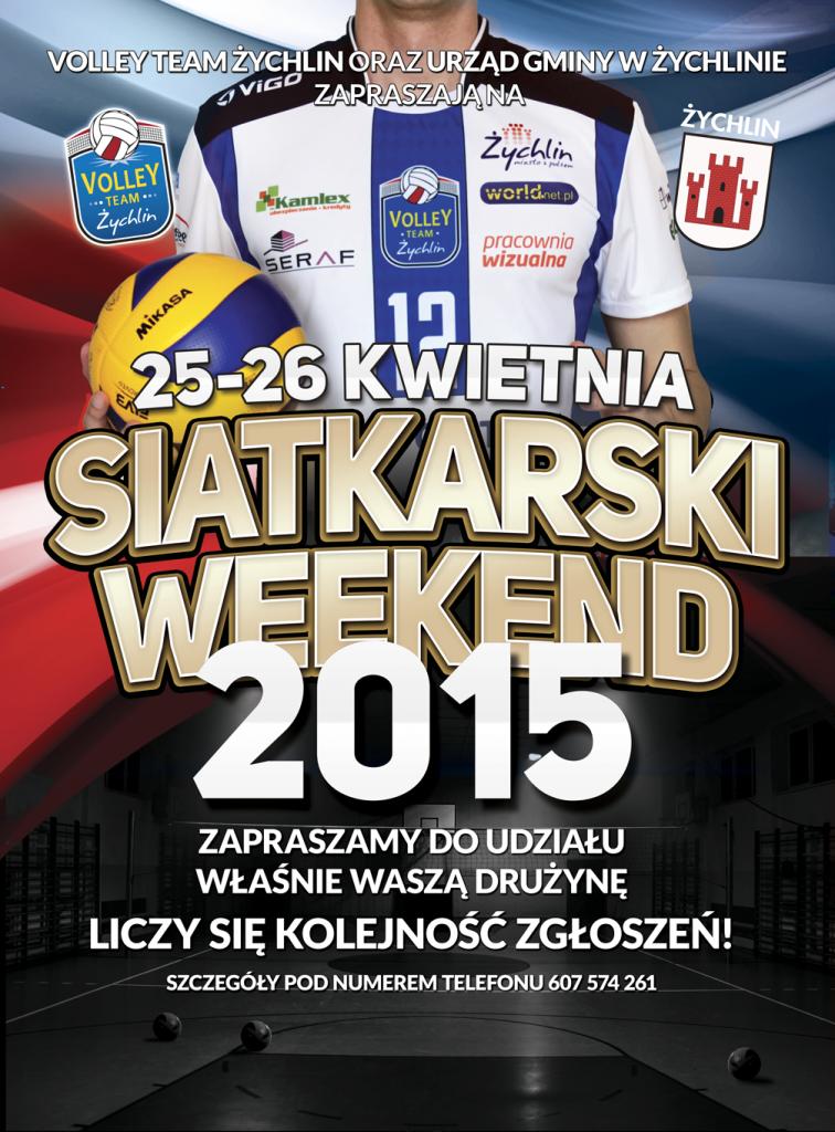 Siatkarski Weekend 2015