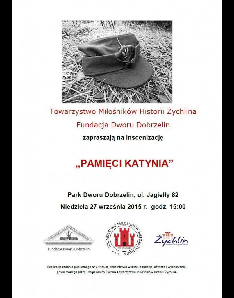pamięci Katynia