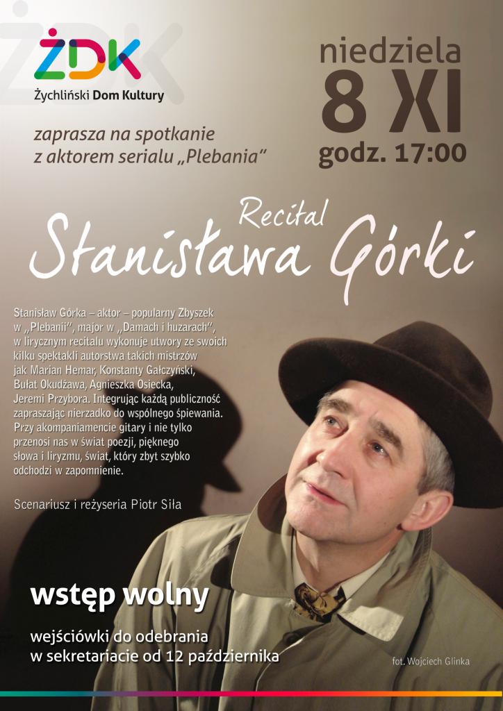 ŻDK-recital_S-Górki