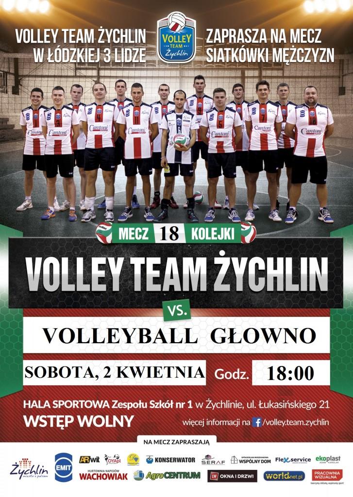 VTŻ-Volleyball Głowno