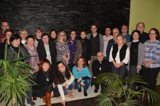 Uczestnicy projektu w Estonii